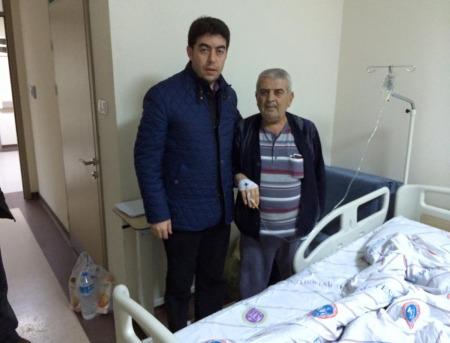hasta ziyaretlerimiz